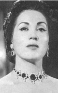 Actress Maria Teresa Rivas, filmography.