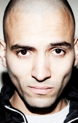 Actor Marwan Kenzari, filmography.