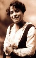 Actress Matilde Munoz Sampedro, filmography.