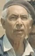 Actor, Director Mered Atakhanov, filmography.