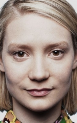 Actress, Director, Writer Mia Wasikowska, filmography.