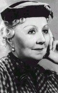 Actress Mieczyslawa Cwiklinska, filmography.