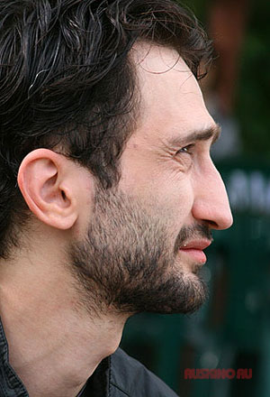 Actor Mikheil Meskhi, filmography.