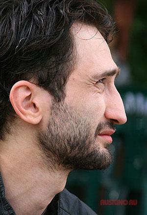 Actor Mikheil Meskhi, filmography.