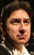 Actor Mihai Bisericanu, filmography.