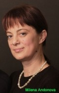 Director, Actress, Writer Milena Andonova, filmography.
