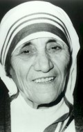 Mother Teresa, filmography.