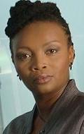 Actress Nambitha Mpumlwana, filmography.