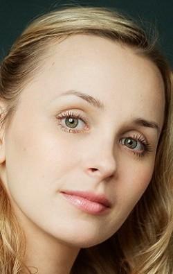 Actress, Voice Nataliya Bystrova, filmography.