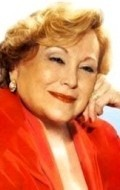 Actress Nicette Bruno, filmography.