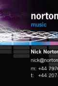 Composer Nick Norton Smith, filmography.