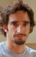 Actor Nicolas Saavedra, filmography.