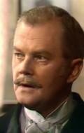 Actor Nigel Stock, filmography.