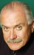 Actor, Director, Writer, Producer Nikita Mikhalkov, filmography.