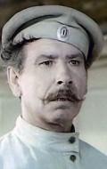 Actor Nikolai Mikheyev, filmography.