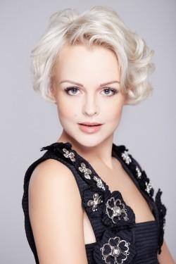 Actress Olga Lukyanenko, filmography.