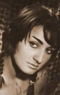 Actress Ozcan Tekgul, filmography.