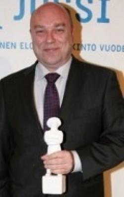 Actor, Director, Writer Pertti Sveholm, filmography.