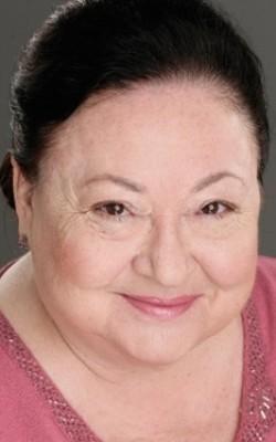 Actress Piroska Molnar, filmography.