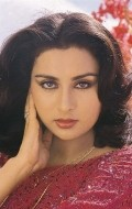 Actress Poonam Dhillon, filmography.