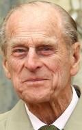 Actor Prince Philip, filmography.