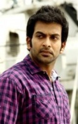 Actor, Producer Prithviraj Sukumaran, filmography.