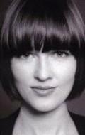 Actress, Producer Rachel Rath, filmography.