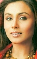 Actress Rani Mukherjee, filmography.