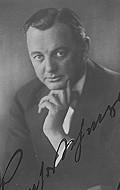 Actor, Director, Writer, Producer Reinhold Schunzel, filmography.