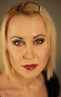 Actress Rezija Kalnina, filmography.