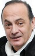 Actor Rezo Chkhikvishvili, filmography.