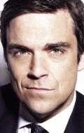 Actor, Composer, Writer Robbie Williams, filmography.