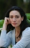 Actress Rosana Pastor, filmography.
