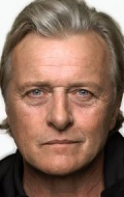 Actor, Director, Writer, Producer Rutger Hauer, filmography.