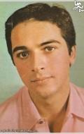 Actor Saeed Kangarani, filmography.