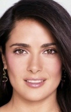Actress, Director, Producer Salma Hayek, filmography.
