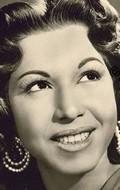 Actress Samia Gamal, filmography.