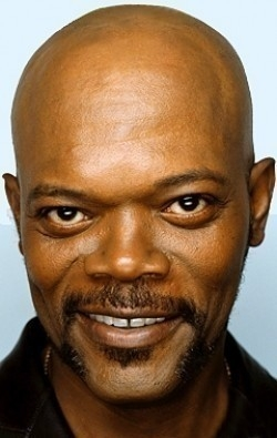 Actor, Producer Samuel L. Jackson, filmography.