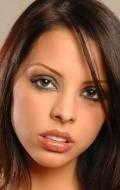 Actress Sandra De Abreu, filmography.