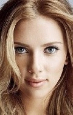 Actress, Director, Writer, Producer Scarlett Johansson, filmography.