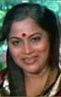 Actress Seema Deo, filmography.