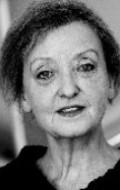 Actress Sibylle Brunner, filmography.