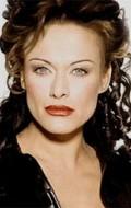Actress Sonja Kirchberger, filmography.