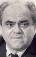 Actor Stefan Ciubotarasu, filmography.