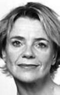 Actress Stina Ekblad, filmography.