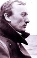Actor Sulev Luik, filmography.