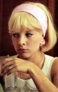 Actress Sylvie Vartan, filmography.