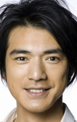 Actor Takeshi Kaneshiro, filmography.