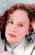 Actress Tania Sarabia, filmography.