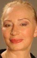 Actress, Voice Tatyana Vasilyeva, filmography.